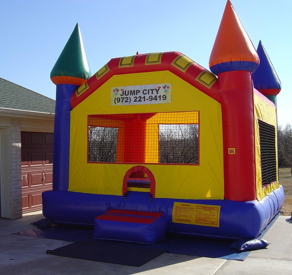 Bounce House Rental Dallas
